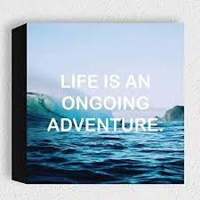 card adventure moderne kunstdruck holzbilder deko