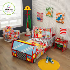 Toddler Fire Truck Bedding Canada - Bedding Designs