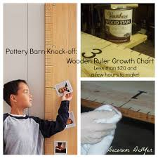 Rule Of Thumb: Wooden Ruler Growth Chart PBK Knock-off   Decorum DIYer Pottery Barn Knockoffs Get The Look For Less In Your Home With Diy Inspired Rustic Growth Chart J Schulman Co 52 Best Children Images On Pinterest Charts S 139 Amazoncom Charts Baby Products Aunt Lisa Rules Twentyphive 6 Foot Wall Ruler Oversized Canvas Wooden Rule Of Thumb Pbk Knockoff Decorum Diyer Dollhouse Bookcase Goodkitchenideasmecom I Made This Kids Knockoff Kids Growth Chart Using A The Happy Yellow House