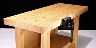 PThis Gorgeous Workbench Makes The Perfect Platform For Building Woodworking Projects Of All