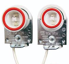 Leviton Lamp Holder 13357 by 100 Fluorescent Lamp Holders How To Rewire T12 T8
