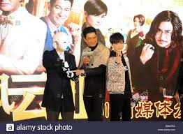 100 Chen Chow From Left Chinese Dubbing Actor Hao Wearing A Mask