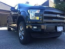 F150 Bed Mat by 2015 F150 Lariat With Leveling Kit And 35s Ford F150 Forum