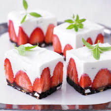 erdbeer frischkäse torte rezept