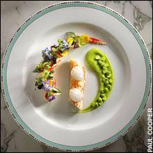 haute cuisine flower power comes to haute cuisine telegraph