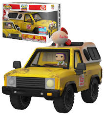100 Toy Story Pizza Planet Truck Funko Pop Rides 52 And Buzz