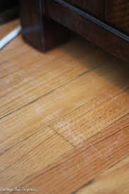 Fixing Hardwood Floors Without Sanding by How To Fix Scratched Hardwood Floors In No Time Average But