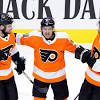 Philadelphia Flyers control Washington Capitals in 3-1 win to ...