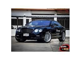 Bentley Continental 2014 GT Speed 6 0 in กรุงเทพและปริมณฑล