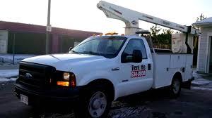 100 Rent A Bucket Truck Bucket Truck Rentals Call 5066348950 VID 00000028