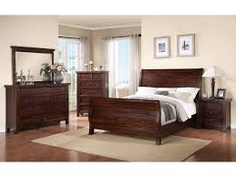 Huey Vineyard Queen Sleigh Bed by Holland House Claremont Rustic Casual Queen Sleigh Bed John V