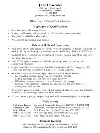 Resume Examples For Office Assistant Best Example Livecareer Unforgettable To Stand Out