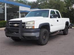 100 2007 Chevy Truck For Sale Chevrolet Silverado For ClassicCarscom CC1075010