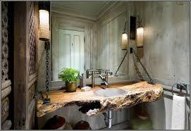 Rustic Bathroom Ideas Modern Style
