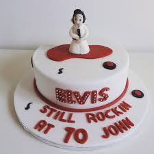 Elvis Cakes By Siobhan Cakes By Siobhan