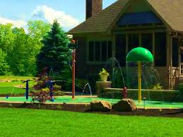SAFE, FUN AND COLORFUL WATER PLAY! A Backyard Splash Pad Can Have ... Portable Splash Pad Products By My Indianapolis Indiana Residential Home Splash Pad This Backyard Water Park Has 5 Play Wetdek Backyard Programs Youtube Another One Of Our New Features For Your News And Information Raind Deck Contemporary Living Room Fniture Small Pads Swimming Pool Chemical Advice Ok Country Leisure Backyards Impressive Mcdonalds Spray Splashscapes Park In Caledonia Michigan Installed