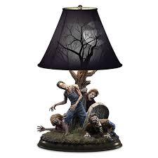 Tiffany Style Lamps Ebay Uk by The Walking Dead Daryl Dixon Crossbow Table Lamp Amazon Com