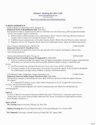 Nicu Nurse Resume Objective Awesome Postpartum Updated 16 Unique Registered