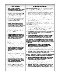 C Level Executive Assistant Cute Resume Examples Sample Templates Printable