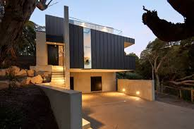 100 Beach House Architecture 5 Bold Minimalist Side Homes In Australia Architizer