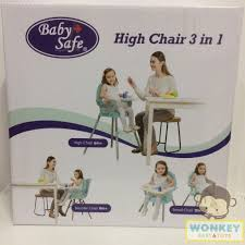 Baby Safe High Chair 3 In 1 Babysafe HC05 Kursi Makan Bayi Ygbayi Bar Stools Retro Foot High Topic For Baby Vivo Chair Adjustable Infant Orzbuy Reversible Cart Cover45255 Cmbaby 2 In 1 Portable Ding With Desk Mulfunction Alpha Living Height Foldable Seat Bay0224tq Milk Shop Kursi Makan Bayi Vayuncong Eating Mulfunctional Childrens Rattan Toddle Buy Chairrattan Chairbaby Product On Alibacom Bayi Baby High Chair Babies Kids Nursing
