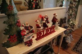 Christmas Tree Skirt Sams Club by Priscillas Christmas Foyer And Dining Room 2012