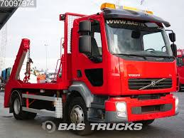 VOLVO FL 240 4X2 JOAB Absetzkipper Container Chassis For Sale ...