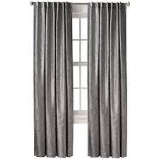 fieldcrest luxury ogee window panel grey target polyvore