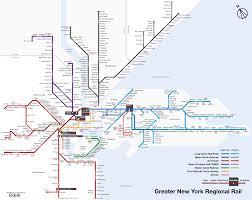 Railroad Electrification Proposals Classic Trains Magazine Map