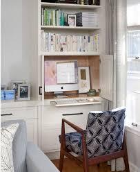 arbeitsplatz und drucker im wohnzimmer verstecken ideen