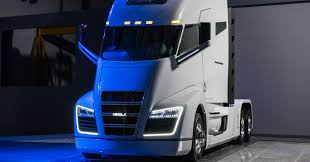 100 Leasing A Semi Truck Nikola HydrogenPowered