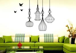 Brilliant Decoration Wall Designs With Paint Winsome Simple Modern Ideaswall Stencils For Painting Lowes Ideas Tape