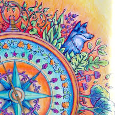 Michelle Hotchkiss Art Enchanted Forest Adult Coloring Book