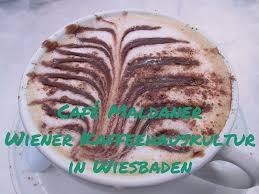café maldaner wiener kaffeehauskultur in wiesbaden