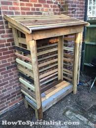 diy firewood shed myoutdoorplans free woodworking plans and