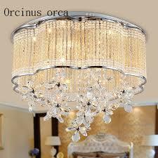 led kristall dome licht rund moderne einfache wohnzimmer le warme romantische master schlafzimmer zimmer le hängen le porto freies