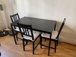 ikea tisch und stühle kaufen auf ricardo