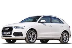 Audi Q3 SUV review