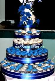 Birthday Cake Blue And Silver Image Inspiration Of