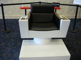 Star Trek Captains Chair by Star Trek Prop Costume U0026 Auction Authority Tos Style Captain U0027s