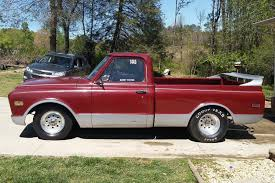 Home-Built '68 Chevy C10 Is The Pride Of J. Marcus McCloud