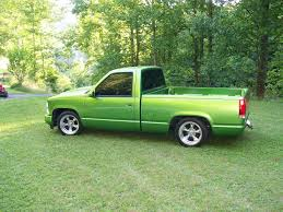 Chevy Cheyenne Super SWB 91 Picture | Joey's Truck | Chevy, Chevy ...
