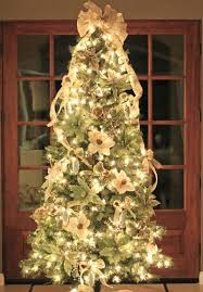 tree decorations ideas with ribbons how to put ribbon on a tree decoration ideas