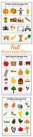 Pumpkin Patch Mobile County Al by Fall Scavenger Hunts Free Printable Apple Orchard Orchards And