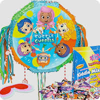 Bubble Guppies Cake Decorations by Bubble Guppies Birthday In A Box Party Supplies U0026 Decorations