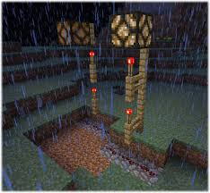 Minecraft Glowstone Lamp Post by 25 Unique Minecraft Redstone Lamp Ideas On Pinterest Wood House
