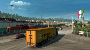 Euro Truck Simulator 2 Italia Expansion Announced | PC Invasion