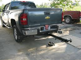 RV.Net Open Roads Forum: Truck Campers: Homemade Hitch Extension
