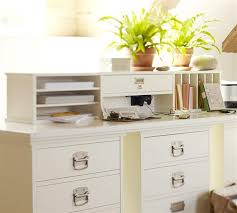 Pottery Barn Bedford Corner Desk Hardware by Home Office Organized Home Office Southwestern Desc Exercise