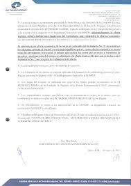 La Carta Que Presentó Aníbal Mosa Al Directorio De Blanco Y Negro En